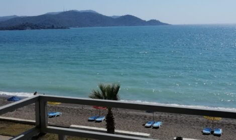 Muhteşem Deniz Manzarasında Unutamayacağınız Bir Tatil