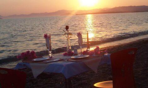İbrahim Bey Hotel'de Unutulmaz Akşam Yemekleri